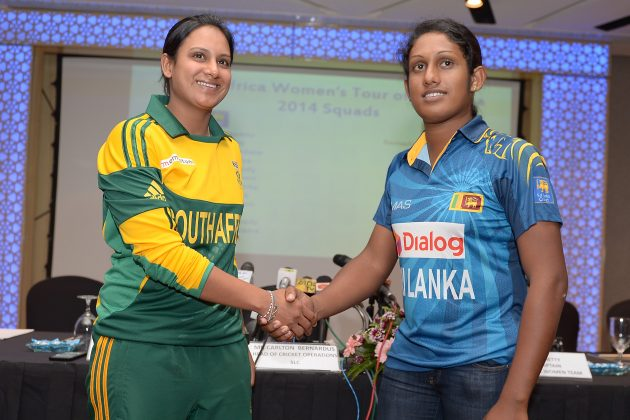 Sri Lanka to lock horns with South Africa in ICC Women's Championship on Wednesday - Cricket News