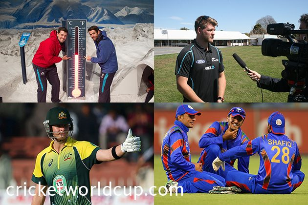 ICC Cricket World Cup Weekly Wrap: Volume 4 - Cricket News