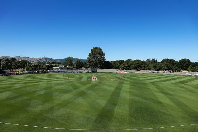 Hagley Oval receives ICC accreditation - Cricket News