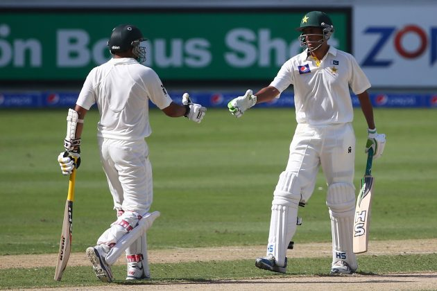 Younis, Johnson star on first day  - Cricket News