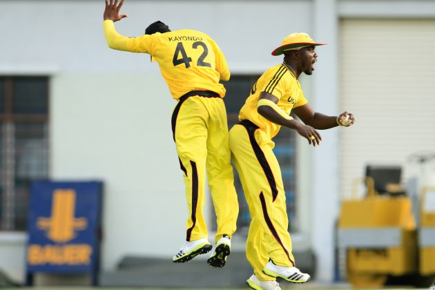 All-round performance sees Uganda topple Nepal on the opening day of Pepsi ICC World Cricket League Division 3 - Cricket News