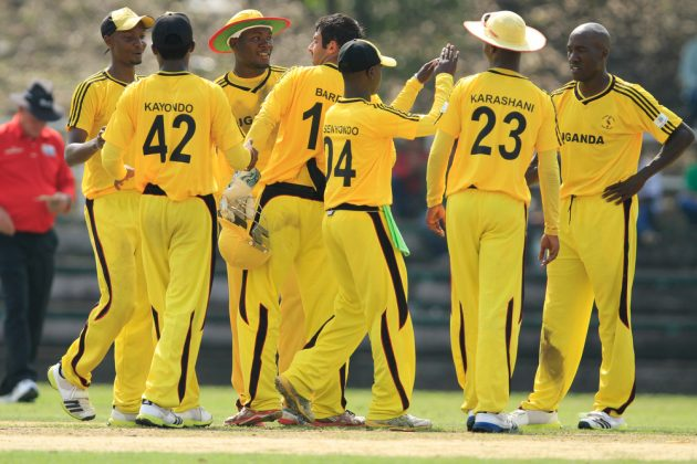 Uganda goes to the top of the table - Cricket News