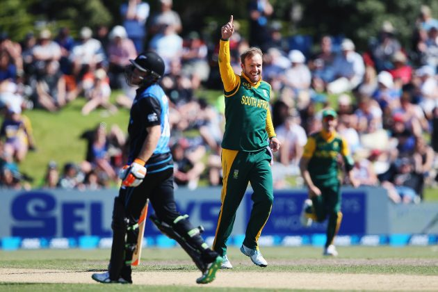 Amla, bowlers give South Africa series win - Cricket News