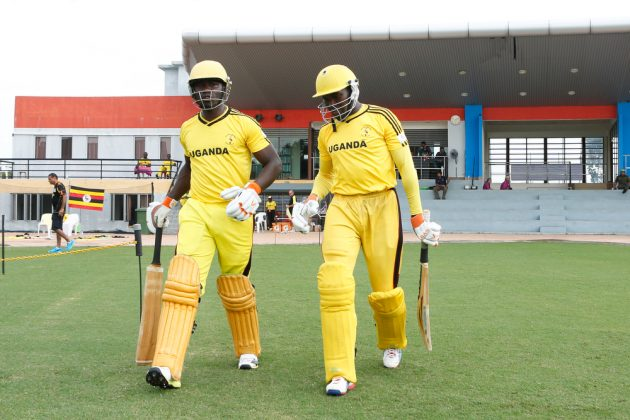 Uganda wins last-ball thriller over Singapore on day two of Pepsi ICC World Cricket League Division 3 - Cricket News