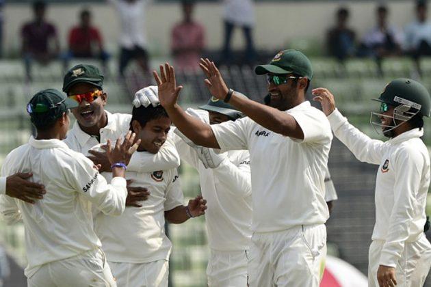 Shakib six puts Bangladesh on top - Cricket News