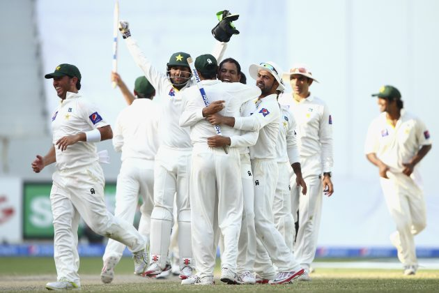 Babar, Shah spin Pakistan to 221-run win - Cricket News