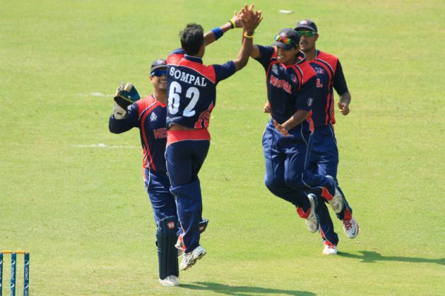 Nepal goes to table top with D/L win - Cricket News