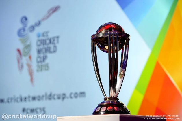 ICC Cricket World Cup Trophy Tour: Australia and New Zealand - Cricket News