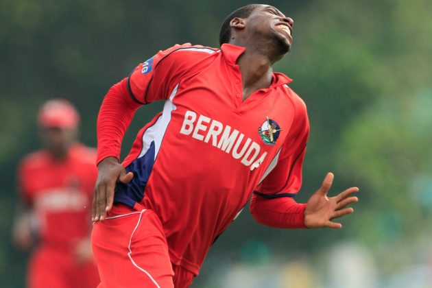 Allan Douglas II of Bermuda reported for suspected illegal bowling action - Cricket News