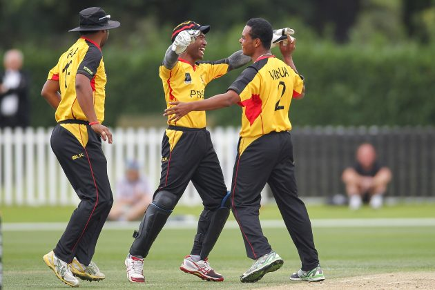 PNG set to make cricket history - Cricket News