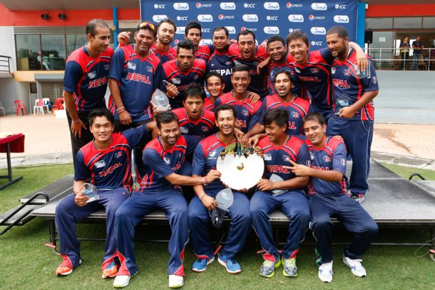 Karki stars in Nepal triumph - Cricket News