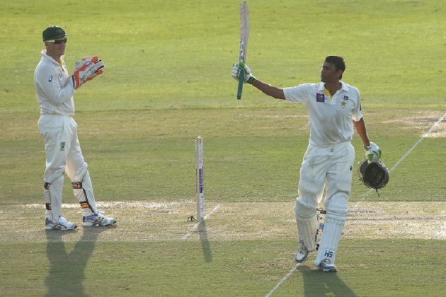 Three-ton Younus, Azhar put Pakistan on top - Cricket News