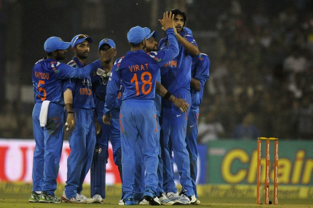 Dominant win for all-round India - Cricket News