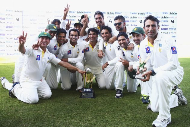 Rampant Pakistan completes series sweep - Cricket News