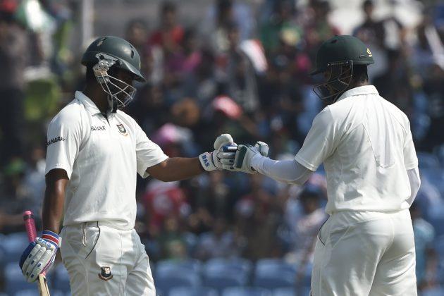 Shakib, Tamim tons put Bangladesh ahead - Cricket News