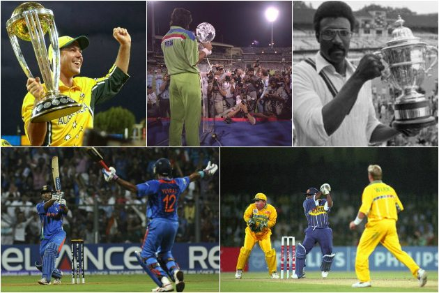 ICC to Countdown 100 Greatest World Cup Moments - Cricket News