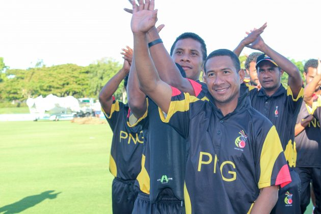 PNG create history with first ever ODI win - Cricket News