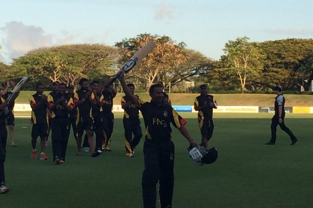 PNG make it two from two in ODI cricket - Cricket News
