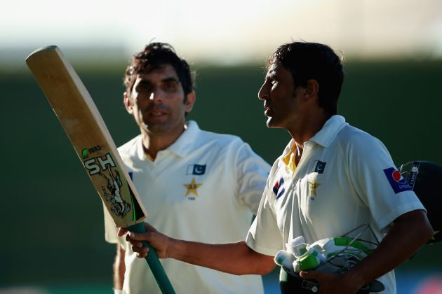 Younus, Misbah tons put Pakistan in control  - Cricket News