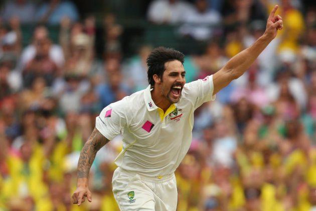 Johnson takes top honours at LG ICC Awards 2014 - Cricket News