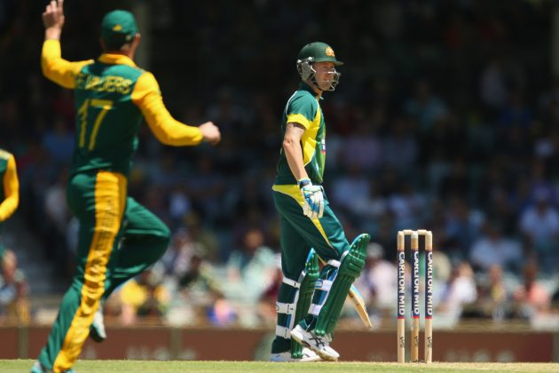 Australia and South Africa fined for slow over-rates in first ODI - Cricket News