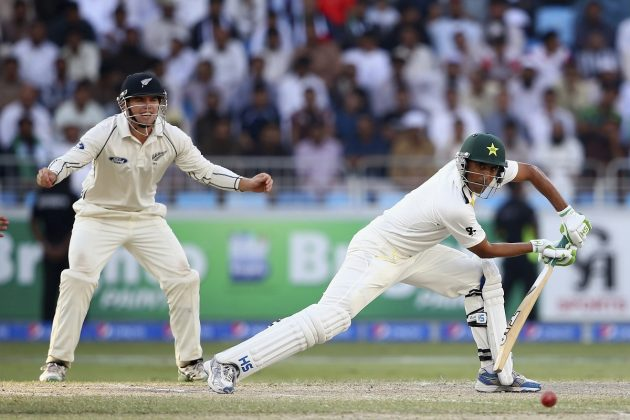 Pakistan salvages draw after Taylor ton - Cricket News
