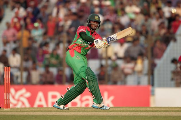 Shakib stars in big Bangladesh win - Cricket News