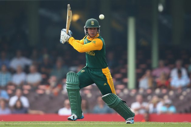 De Kock, Finch, Faulkner and Smith big movers in ODI rankings - Cricket News
