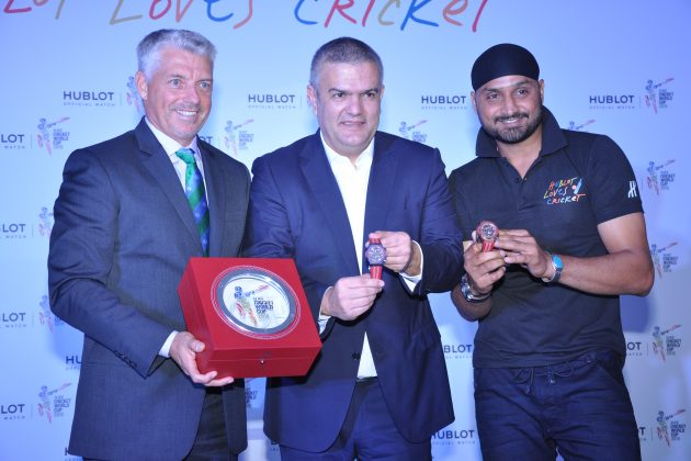 Hublot announced as Official Timekeeper for ICC Cricket World Cup 2015 - Cricket News