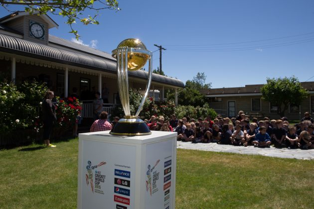"ICC teams up with SAP to ""bring fans closer to the game"" - Cricket News"