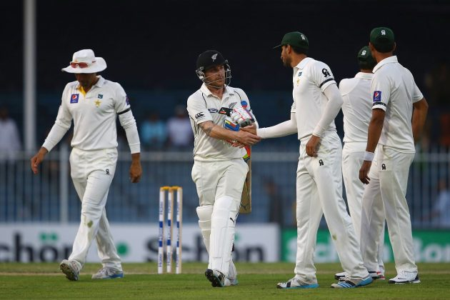 McCullum blitz subdues Pakistan - Cricket News