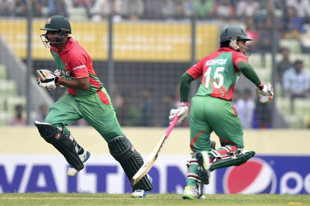 Bangladesh stutters before going 4-0 ahead - Cricket News