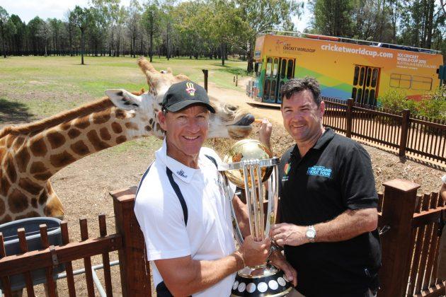 CWC Trophy Tour, Australia, Dubbo and Broken Hill