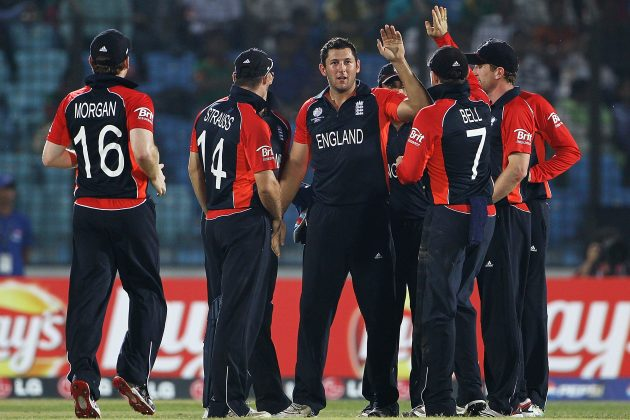 England Announce Preliminary 30 Man World Cup Squad  - Cricket News