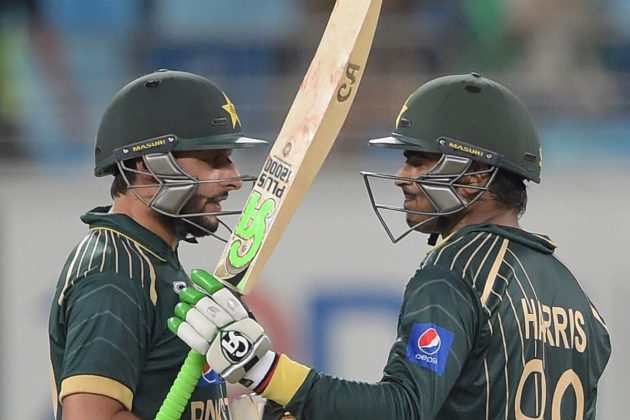 Sohail, Afridi steer Pakistan to three-wicket win - Cricket News