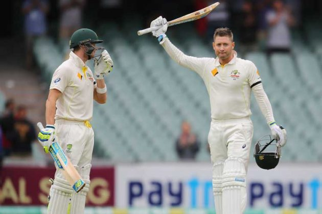 Clarke, Smith smash tons on rain-hit day - Cricket News
