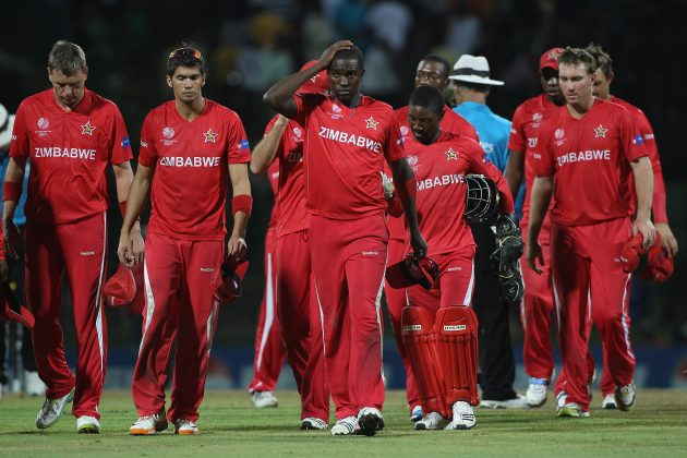 Zimbabwe announce Provisional 30 Man World Cup Squad - Cricket News