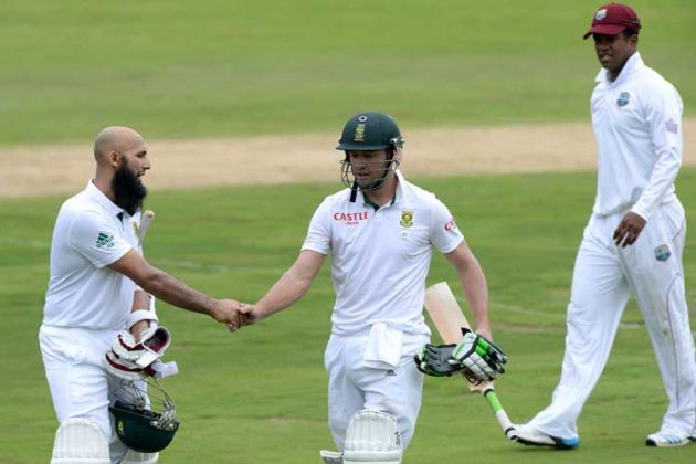 Amla, de Villiers punish West Indies - Cricket News