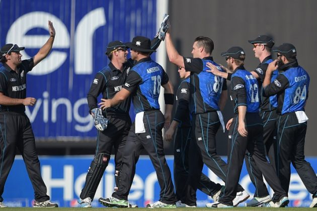 New Zealand draws level in tight finish - Cricket News