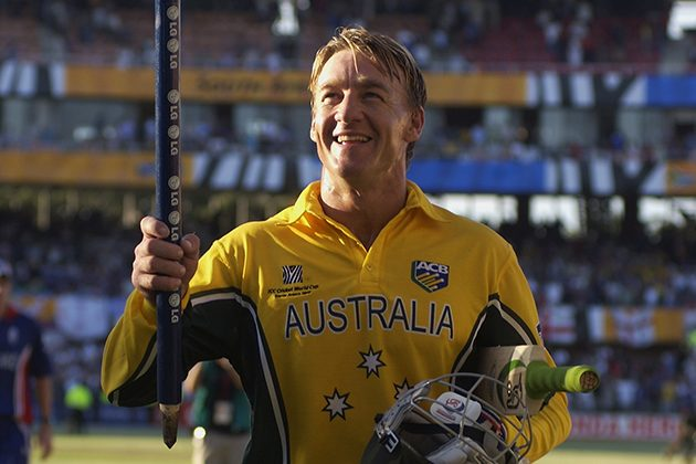 Around the wicket with: Andy Bichel