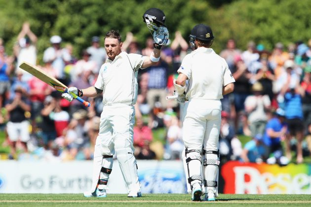 McCullum mastery puts New Zealand on top - Cricket News