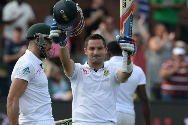 Elgar, du Plessis make it South Africa's day - Cricket News