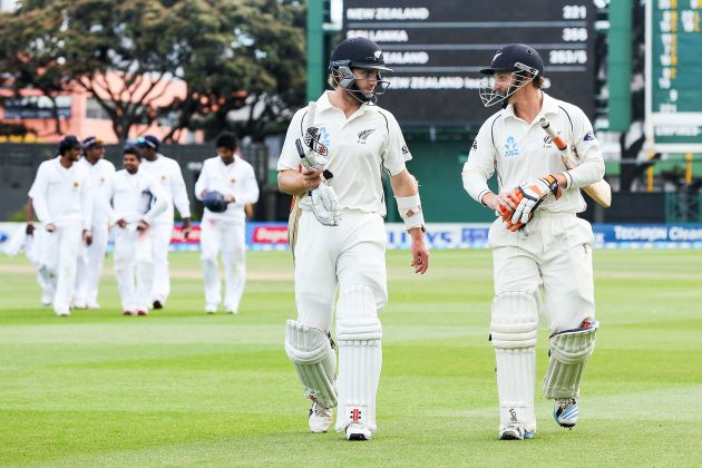 Williamson, Watling defy Sri Lanka - Cricket News