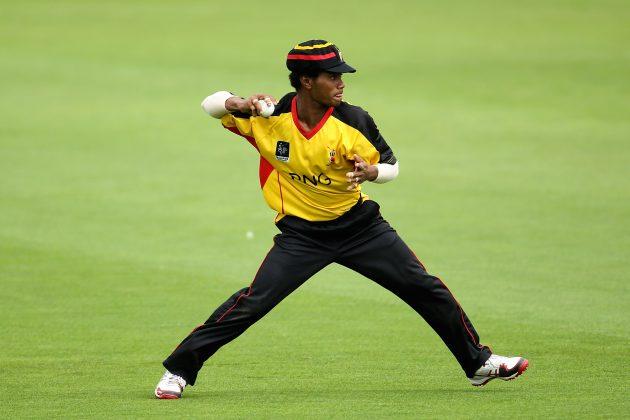 Papua New Guinea's Lega Siaka named in Australian Prime Minister's XI to take on England  - Cricket News