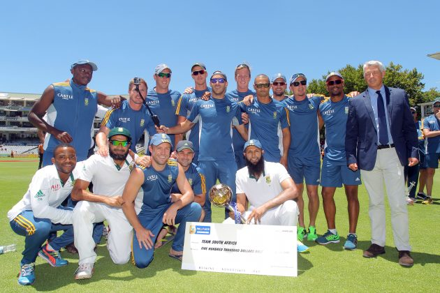 South Africa retains ICC Test Championship mace - Cricket News
