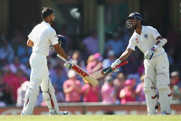 Rahul, Kohli tons lead Indian reply - Cricket News