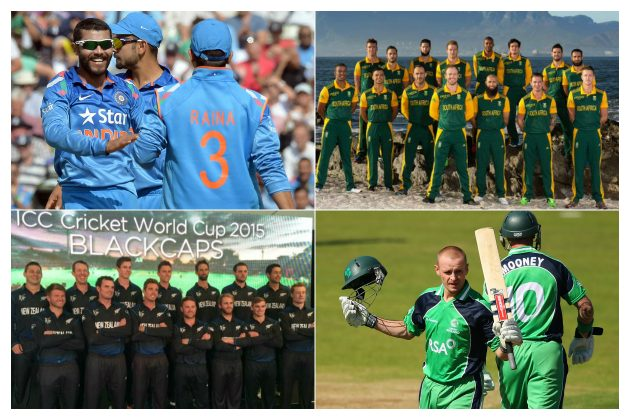 Final World Cup Squads Taking Shape - Cricket News