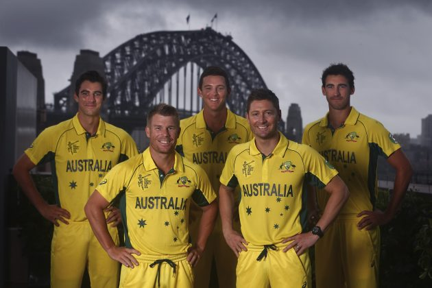 Australia names final squad for ICC Cricket World Cup 2015 - Cricket News