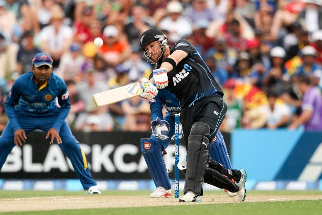 McCullum, Anderson star in three-wicket win - Cricket News