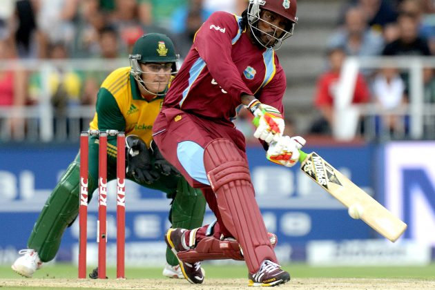 Gayle, Samuels pull off record chase - Cricket News